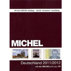 Michel Briefmarken-Katalog Deutschland 2011/2012
